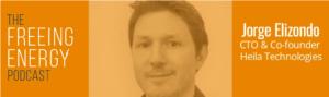 Jorge Elizondo on The Free Energy Podcast